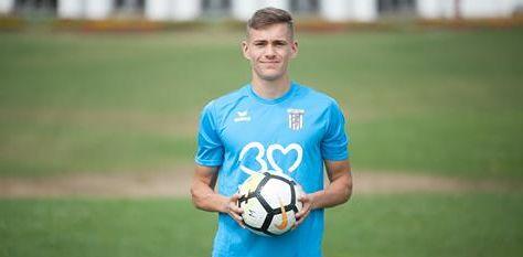 Un băimărean în lotul U19 al României care se va lupta pentru calificarea la Campionatul European