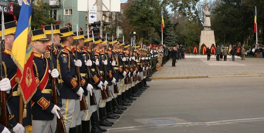 La mulți ani cu vitejie, Armată Română!