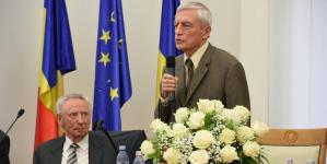 Academicianul Ion Pop a  primit titlul de Cetățean de Onoare al județului Maramureș