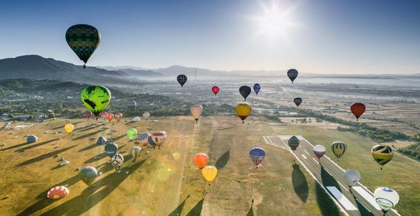 Transport gratuit la Maramureș Balloon Fiesta