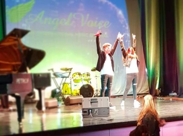"""Băimăreni de locul I la Festivalul internațional de muzică """"Angel Voice"""" (GALERIE FOTO)"""