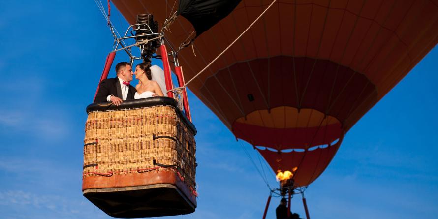 S-au epuizat rezervările  pentru zborurile cu balonul. Află cum se mai pot obține bilete