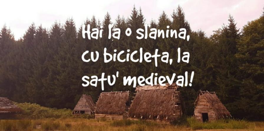 Satul medieval de lângă Baia Mare