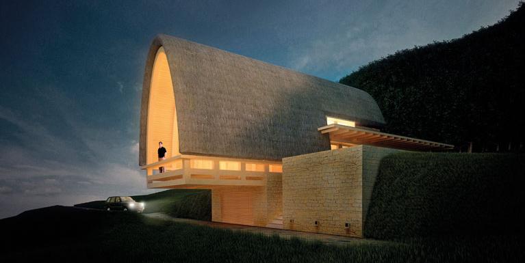 """""""Ruralul"""" –  subiect de mare interes la Bienala Națională de Arhitectură"""