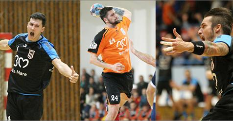 Trei handbaliști de la Minaur au fost convocați la loturile naționale
