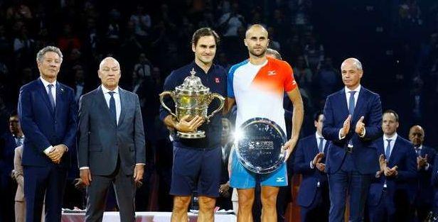 Nu e nicio rușine să te bată greu Federer într-o finală, după care urci 33 de locuri în ierarhia mondială. Bravo, Copil!