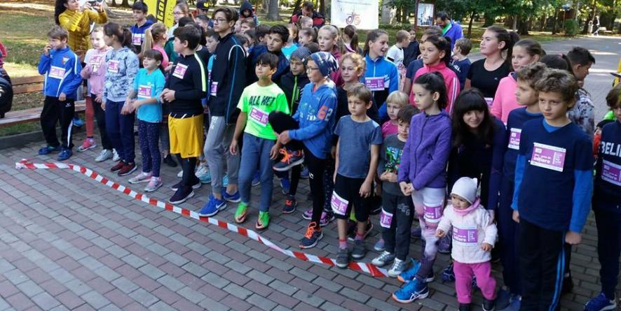 Crosul Castanelor 2018 a adus la start competitori cu vârste cuprinse între 1 și și 91 de ani (GALERIE FOTO)