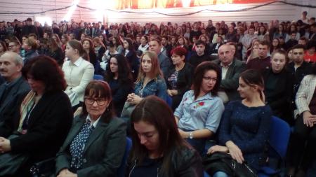 Rectorul Universității Tehnice din Cluj Napoca a venit în Baia Mare la deschiderea anului universitar