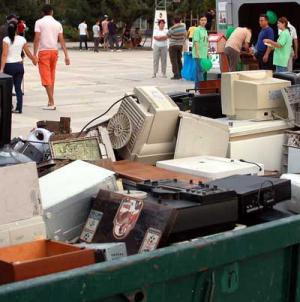 Șase premii se pot câștiga în săptămâna colectării deșeurilor electrice în Baia Mare