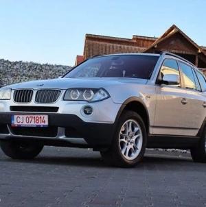 BMW X3, 9.900 EURO