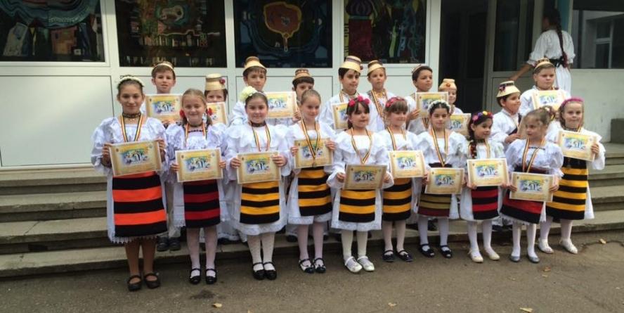 """Festivalul Concurs pentru copii """"Cât îi Maramureșu"""""""