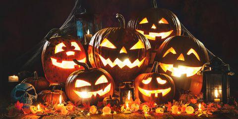 Un tur de Halloween La Tour