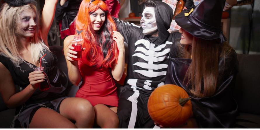 2 noiembrie vine cu o altă tură de petreceri de Halloween