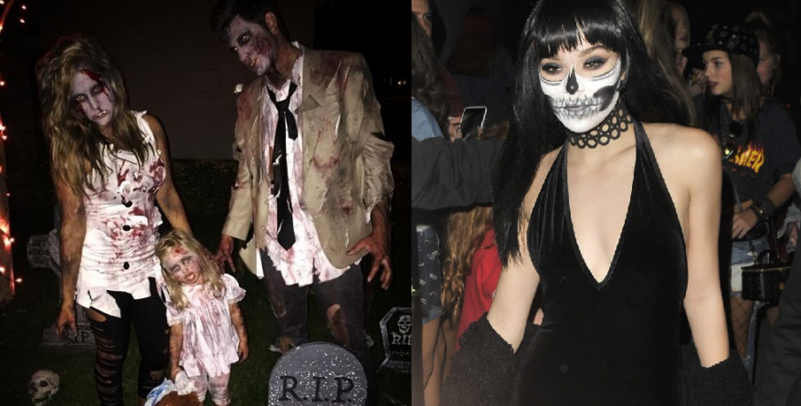 Sâmbătă cu Halloween Party-uri