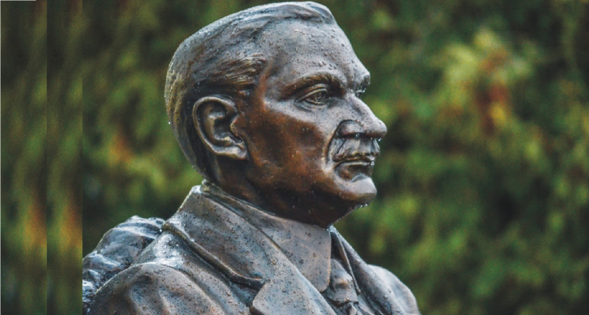 """Dezvelirea Monumentului comemorativ """"Iuliu Maniu"""""""
