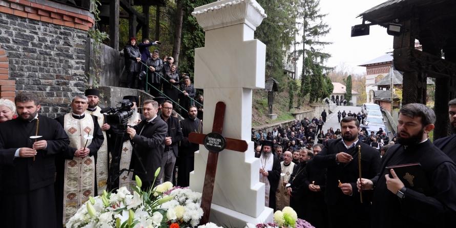 La doi ani de la despărțirea de arhiepiscopul Justinian (GALERIE FOTO)