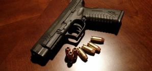 Un borșean a fost dezarmat de către polițiști