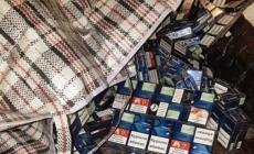 Ciupitură la contrabanda cu țigări