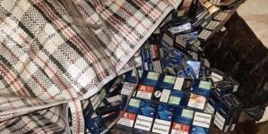 Contrabanda cu țigări revine ușor din vacanța de sărbători