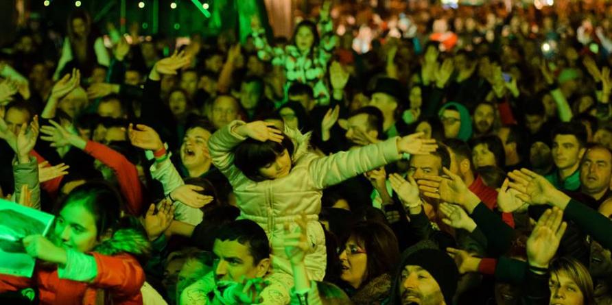 """Trei concerte în programul de vineri, 5 octombrie, de la """"Castane 2018"""""""