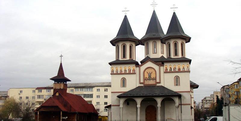 """Azi va fi târnosită  Biserica """"Sfântul Apostol Andrei"""" din Baia Mare"""