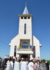 Inaugurare de monument la Remeți pe Someș