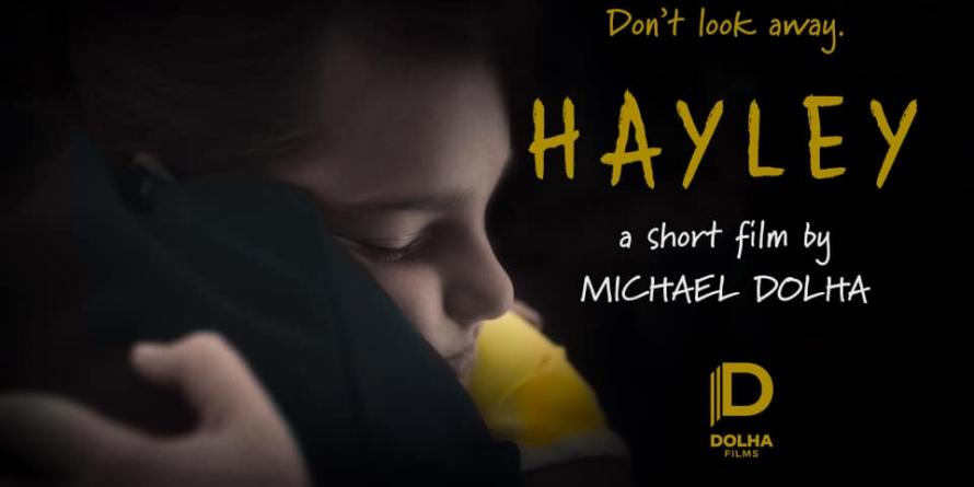 """Nu mai sunt locuri la """"Hayley"""", filmul băimăreanului Michael Dolha"""
