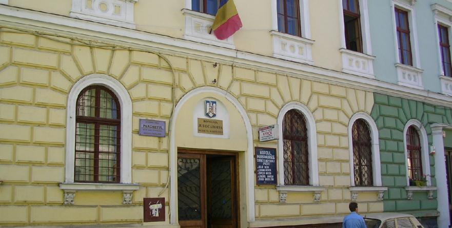 Peste 2.000.000 de euro pentru sediul Judecătoriei Sighetu Marmaţiei