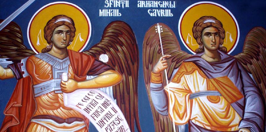 Sfinţii Arhangheli Mihail şi Gavriil – ocrotitorii Jandarmeriei Române