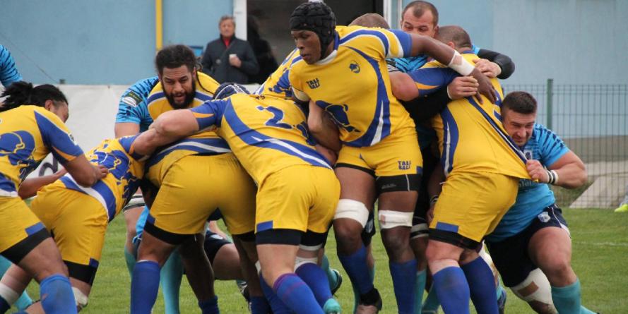 Băimărenii au spus adio Cupei României la rugby