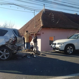 Accident în Tăuții Măgherăuș
