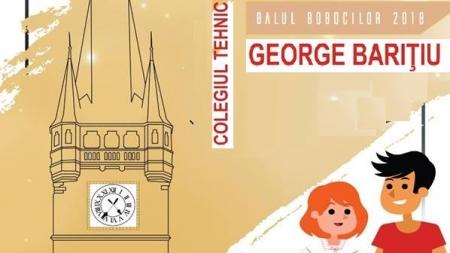 """Balul Bobocilor de la Colegiul Tehnic """"George Barițiu"""""""