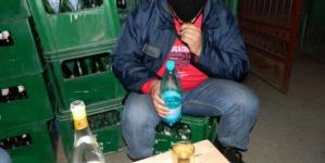 Suspiciune de crimă la beție