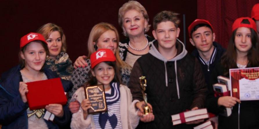 """Festivalul – Concurs Regional de Teatru Școlar """"Ion Săsăran"""""""