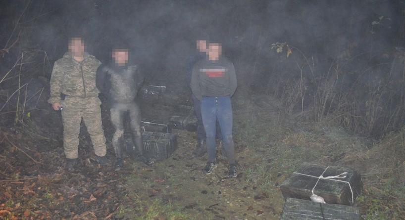 Doi contrabandiști ucraineni prinși de polițiștii de frontieră maramureșeni