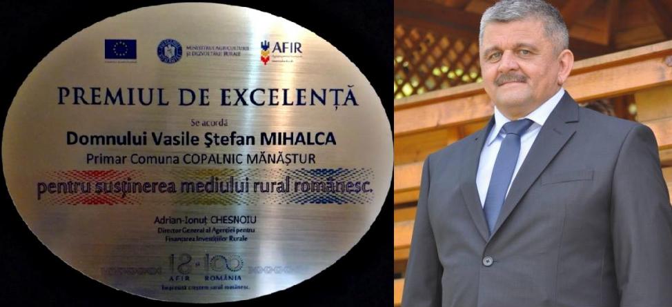 Premii de excelență pentru primarii din Copalnic Mănăștur, Ocna Șugatag și Recea (GALERIE FOTO)