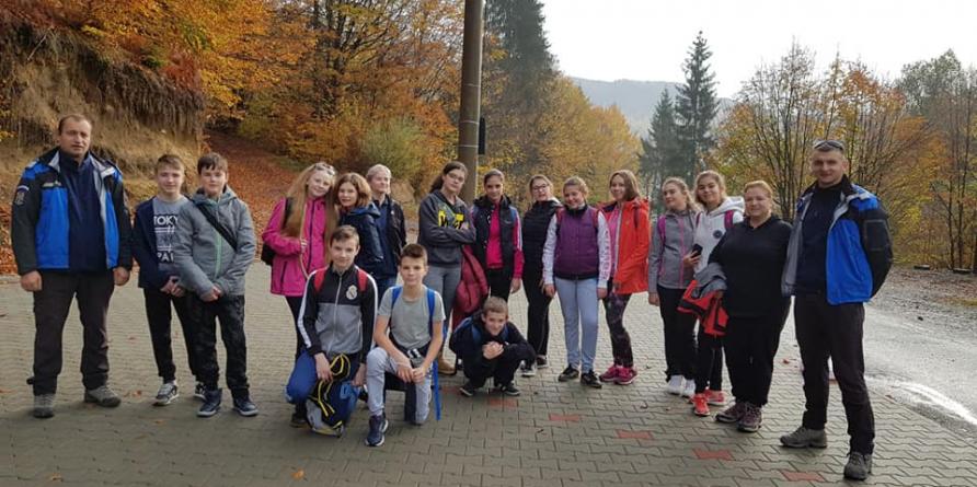 Școala – și jandarmeria montană – altfel
