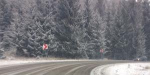 Pregătiri pentru sezonul rece – s-au verificat stocurile de material antiderapant