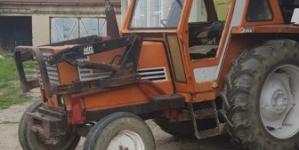 TRACTOR FIAT, 4.500 EURO