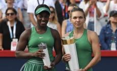 Finala de la Montreal dintre Simona Halep și Sloane Stephens – meciul anului 2018