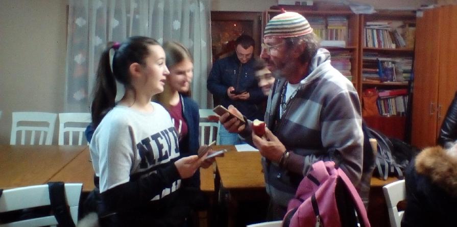 Misiune umanitară a unei asociații italiene în Ferneziu