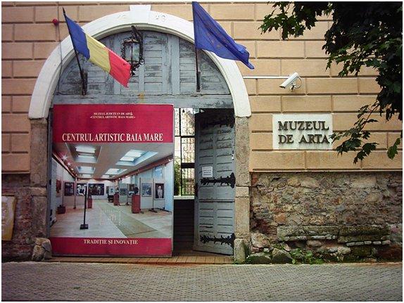 Programul Muzeului Judeţean de Artă «Centrul Artistic Baia Mare»