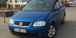 VOLKSWAGEN TOURAN, 3.650 EURO