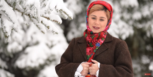 """Înainte de a ajunge la maternitate, Andreea Ghițiu merge în finala de la  """"O vedetă populară"""""""