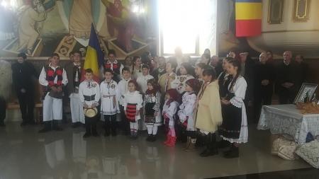 Lecție de istorie susținută în biserica din Berința (GALERIE FOTO)
