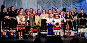 """Elevi ai Școlii Populare de Artă """"Liviu Borlan"""" au umblat a colinda"""