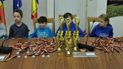 """Câștigătorii concursului de șah """"Cupa Centenar"""""""