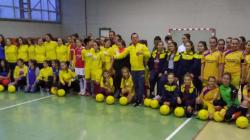 """Independența Baia Mare a câștigat Cupa """"Moș Nicolae"""" la fotbal feminin"""