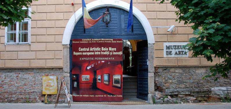 De Miculaș, copiii au intrare gratuită la Muzeul Judeţean de Artă
