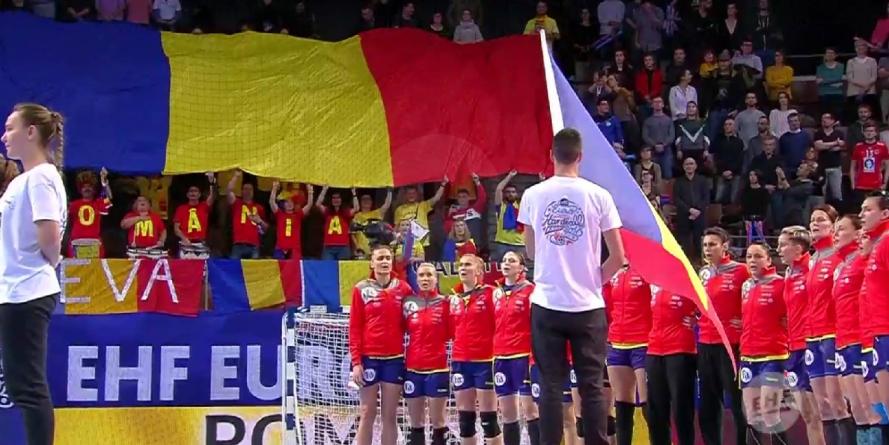 Cu serios aport băimărean, România a surclasat Germania și e calificată în grupele principale la europenele de handbal